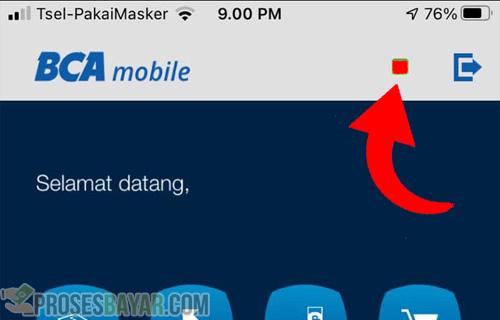 Penyebab Indikator BCA Mobile Berwarna Merah