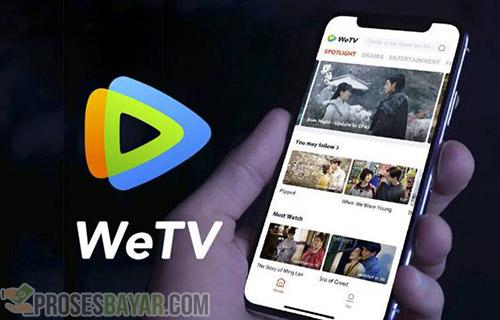 Syarat dan Cara Mendapatkan VIP WeTV Gratis
