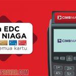Daftar Kode Function Mesin EDC CIMB Niaga