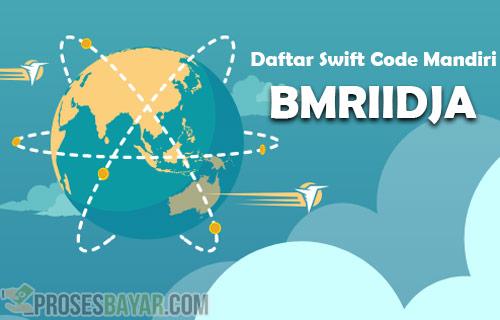 Kumpulan Swift Code Bank Mandiri Terlengkap