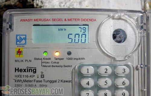 KwH Over Limit