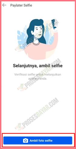 Lakukan Foto Selfie