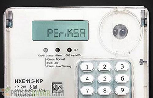 Meter Prabayar Bermasalah
