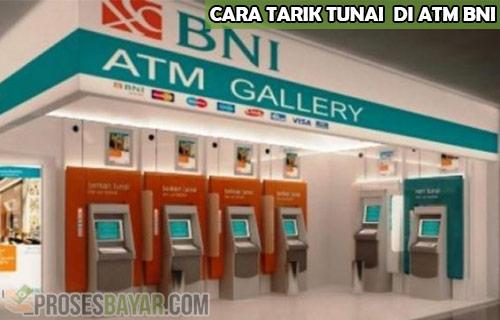 Panduan Cara Tarik Tunai di ATM BNI Dengan dan Tanpa Kartu ATM