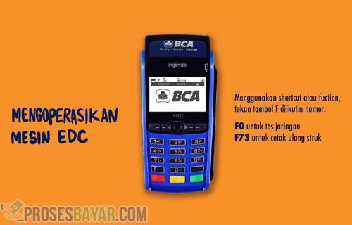 Panduan Lengkap Kode Function Mesin EDC BCA