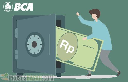 Setoran Awal BCA Semua Tipe Rekenign Fungsinya