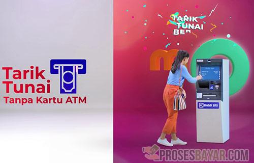 Syarat Tarik Tunai di ATM BRI Tanpa Kartu