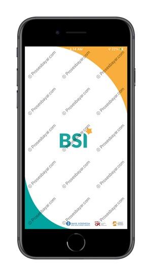 1 Jalankan Aplikasi BSI Mobile