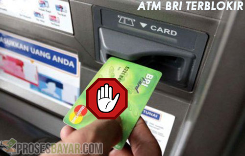 ATM BRI Terblokir dari Ciri Ciri Penyebab dan Cara Mengatasi