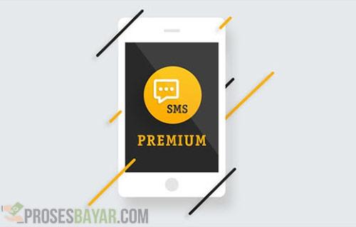 Aktifkan Fitur SMS Premium