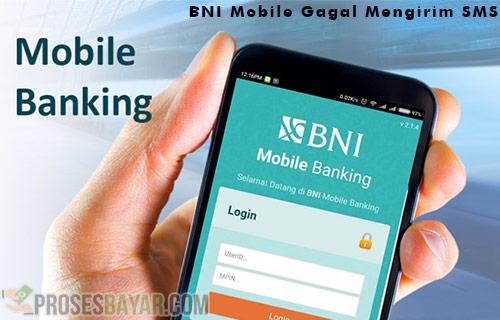 BNI Mobile Gagal Mengirim SMS dari Penyebab dan Cara Mengatasi