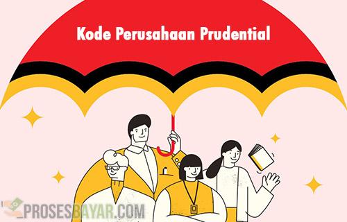 Kode Perusahaan Prudential