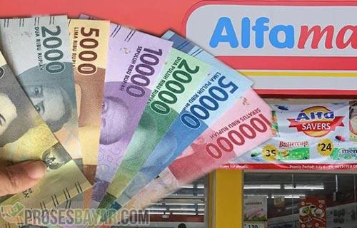 Minimal dan Maksimal Transfer Uang Lewat Alfamart