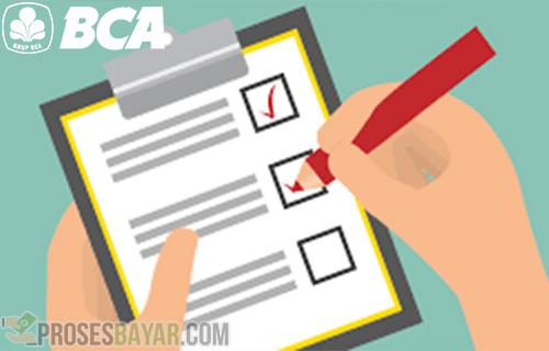 Syarat Bayar Tilang di ATM BCA