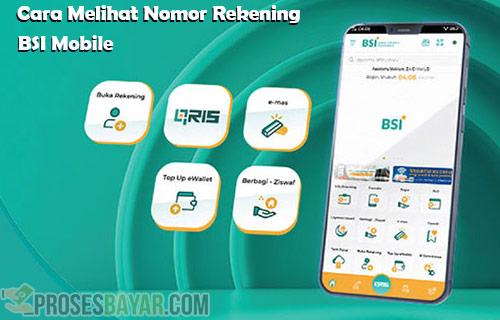 Tutorial Cara Melihat Nomor Rekening BSI Mobile