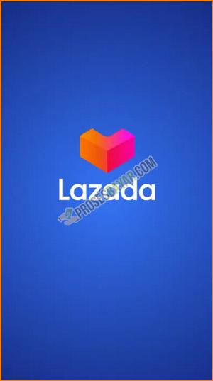 1 Buka Aplikasi Lazada