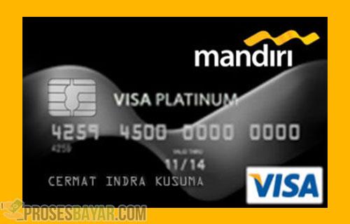 ATM Mandiri Platinum Plus