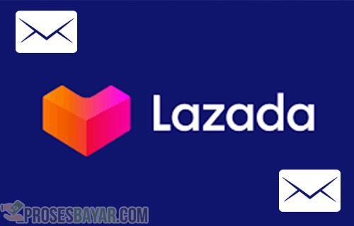 Fungsi Email di Lazada