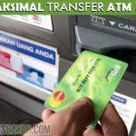 Maksimal Transfer ATM BRI Per Hari Semua Jenis Kartu