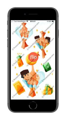 1 Buka Aplikasi Flip