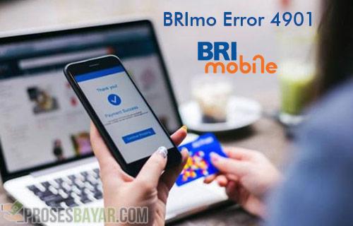 BRImo Error 4901 dari Penyebab dan Cara Mengatasi