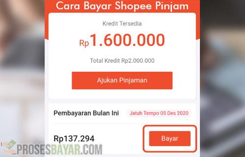 Cara Bayar Shopee Pinjam Lewat ATM Mobile Banking ShopeePay dan Indomaret