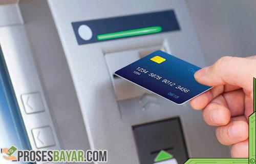 Cara Isi Saldo Flip Lewat ATM