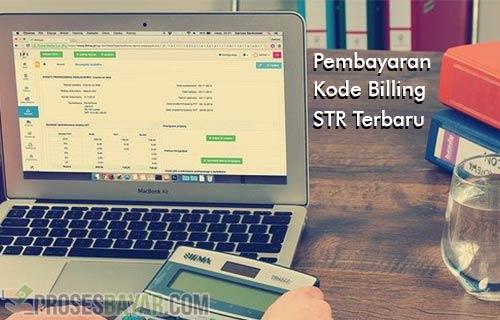 Cara Pembayaran Kode Billing STR Lewat ATM dan Mobile Banking