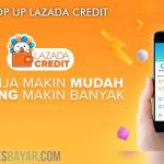Cara Top Up Lazada Credit Lewat ATM dan Mobile Banking
