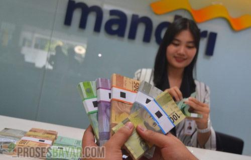 Cara Tukar Uang Baru di Bank Mandiri