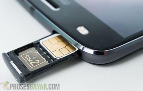 Nonaktifkan SIM Card 2