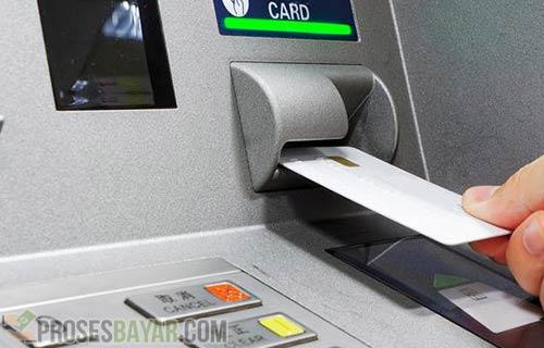 Pembayaran Kode Billing STR Lewat ATM
