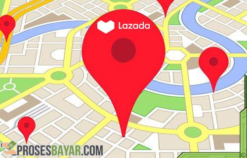 Alamat Penagihan Pengiriman Lazada
