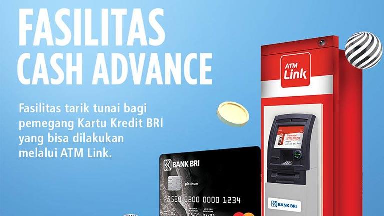 Fasilitas Mesin ATM Link