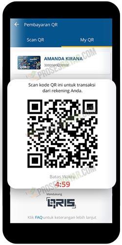 4 Arahkan QR Code ke Merchant CPM