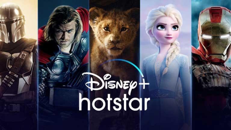 Apa itu Disney Plus Hotstar