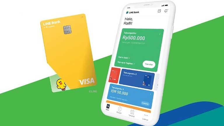 Biaya Kirim Uang Line Bank