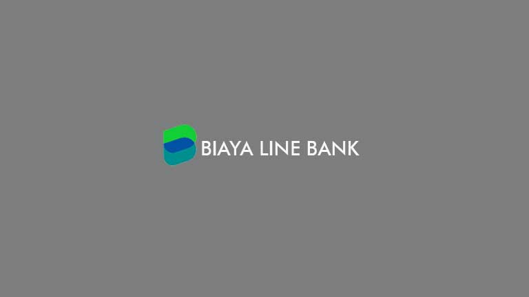 Biaya Line Bank