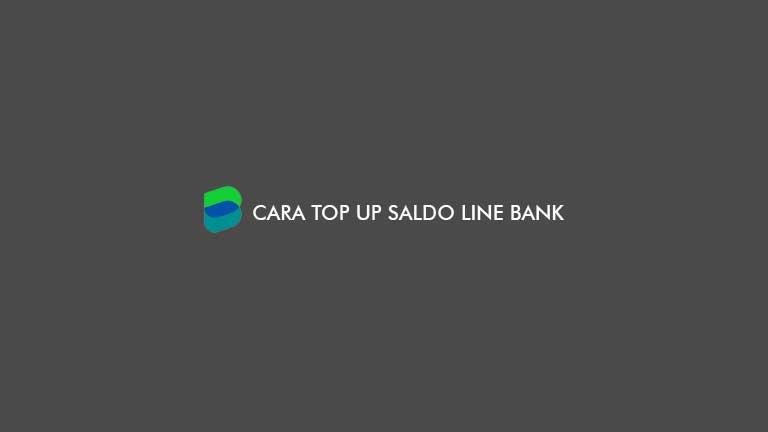 Cara Top Up Line Bank
