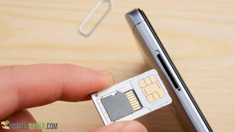 Cek SIM Card
