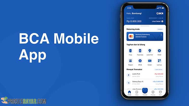 Install Ulang Aplikasi BCA Mobile Tidak Bisa Dibuka