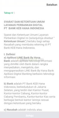 saldo bonus Line Bank