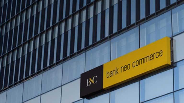 Kode Bank Neo Commerce