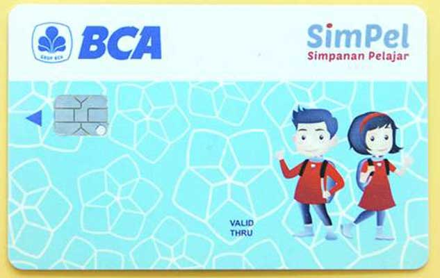 Kartu BCA SimPel