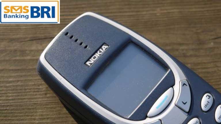 Minimal Isi Pulsa SMS Banking BRI