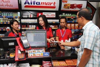 Bayar Alfamart