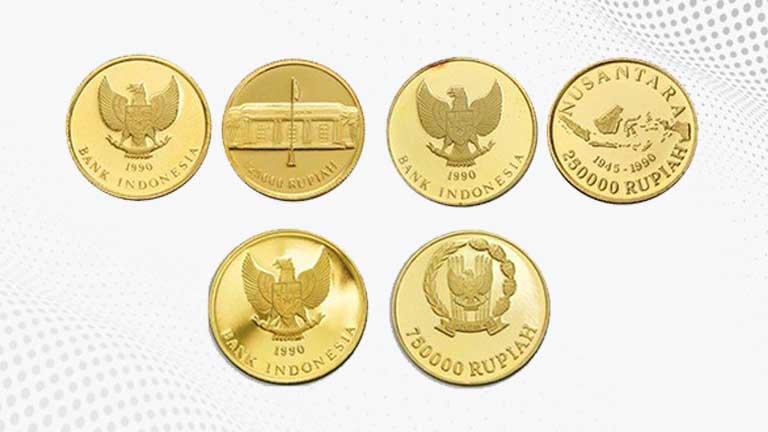 Uang Rupiah Khusus Seri Perjuangan Angkatan 45