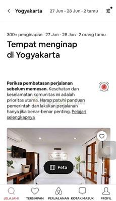 cara bayar airbnb rupiah