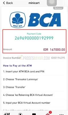transfer kode